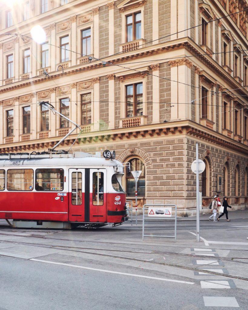 Tram di Vienna
