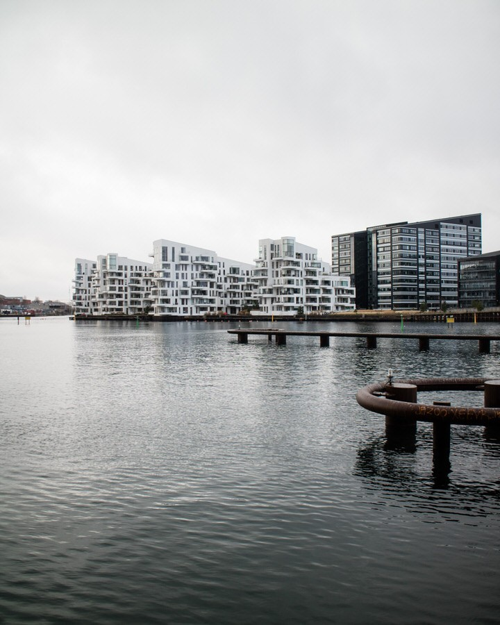 Islands Brygge & Gemini Residence