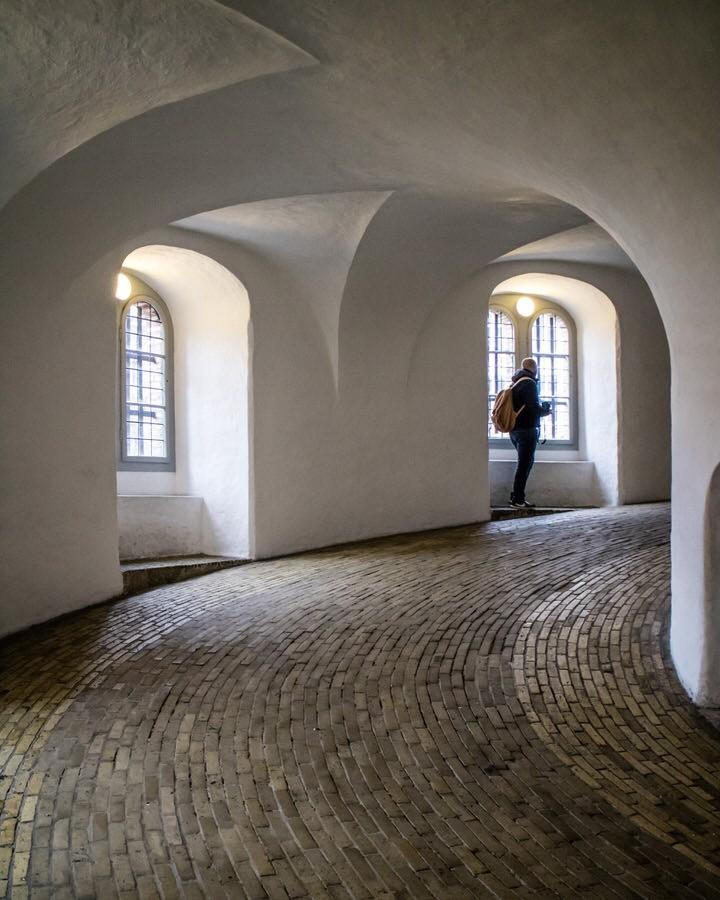 Rundetårn la torre rotonda