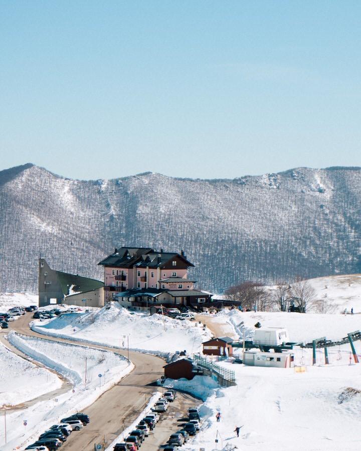 sciare a roccaraso