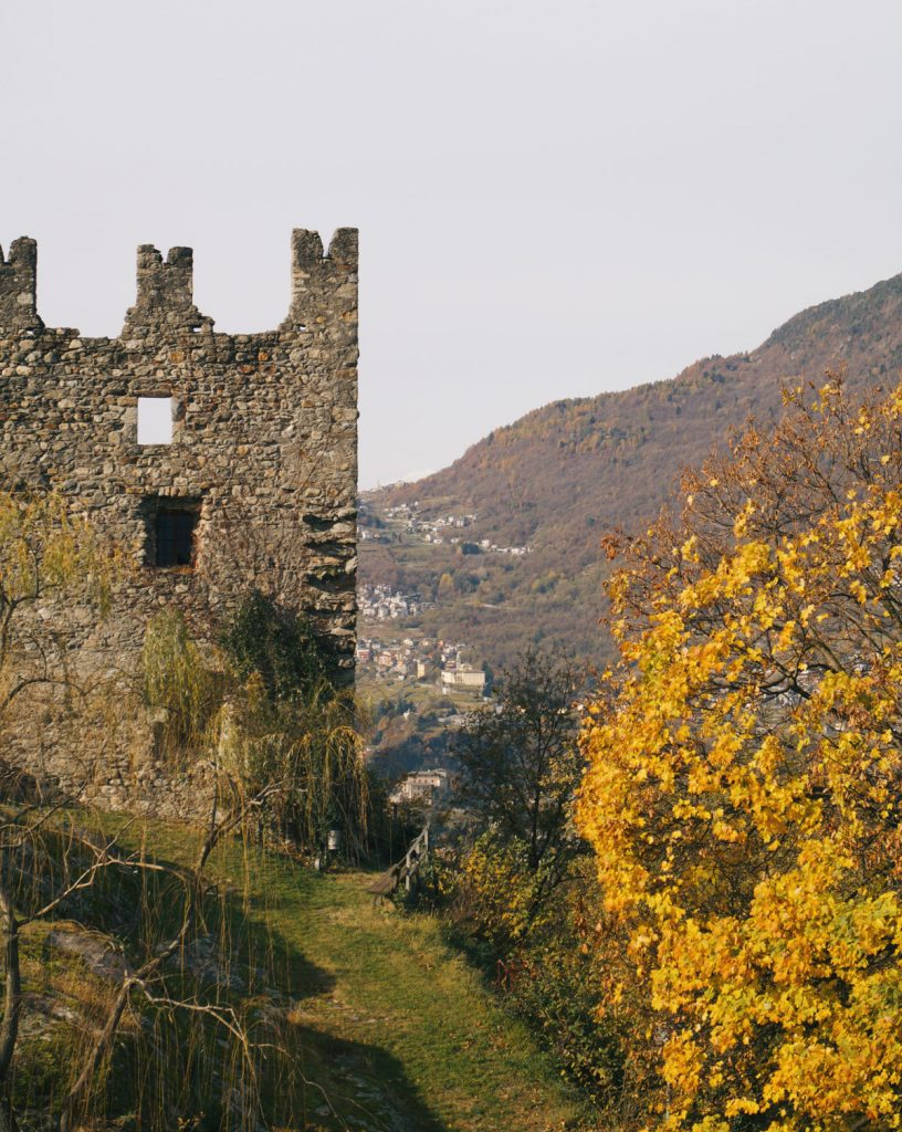 Castel Grumello - Weekend In Valtellina