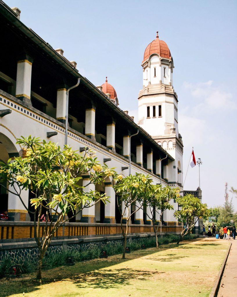 Lawa Sewu Semarang