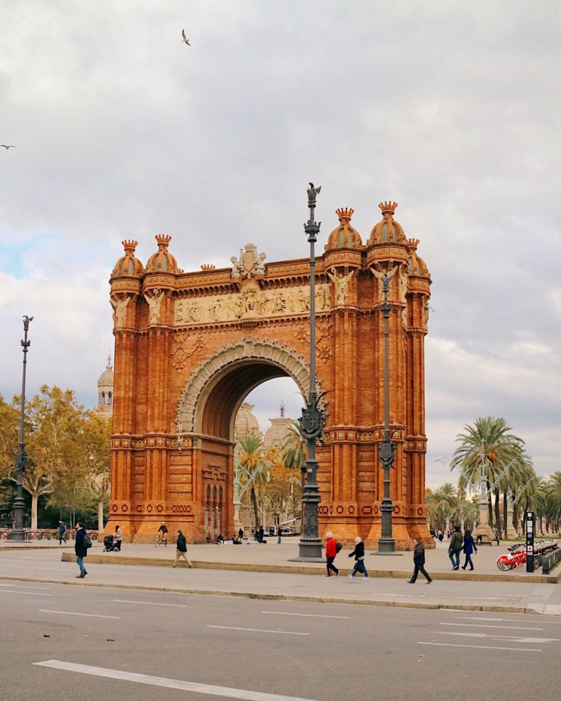 Arco di Trionfo Barcellona
