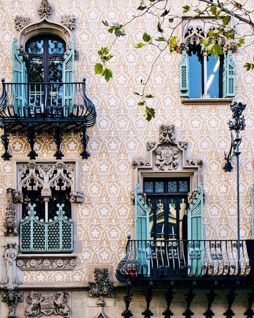 Casa Mattler Barcellona