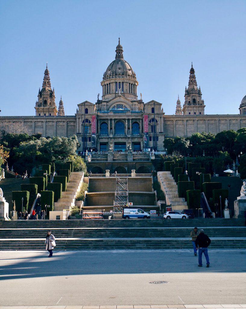 Museo Nazionale D'Arte della Catalogna