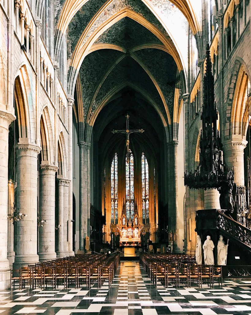 Cattedrale di Liegi