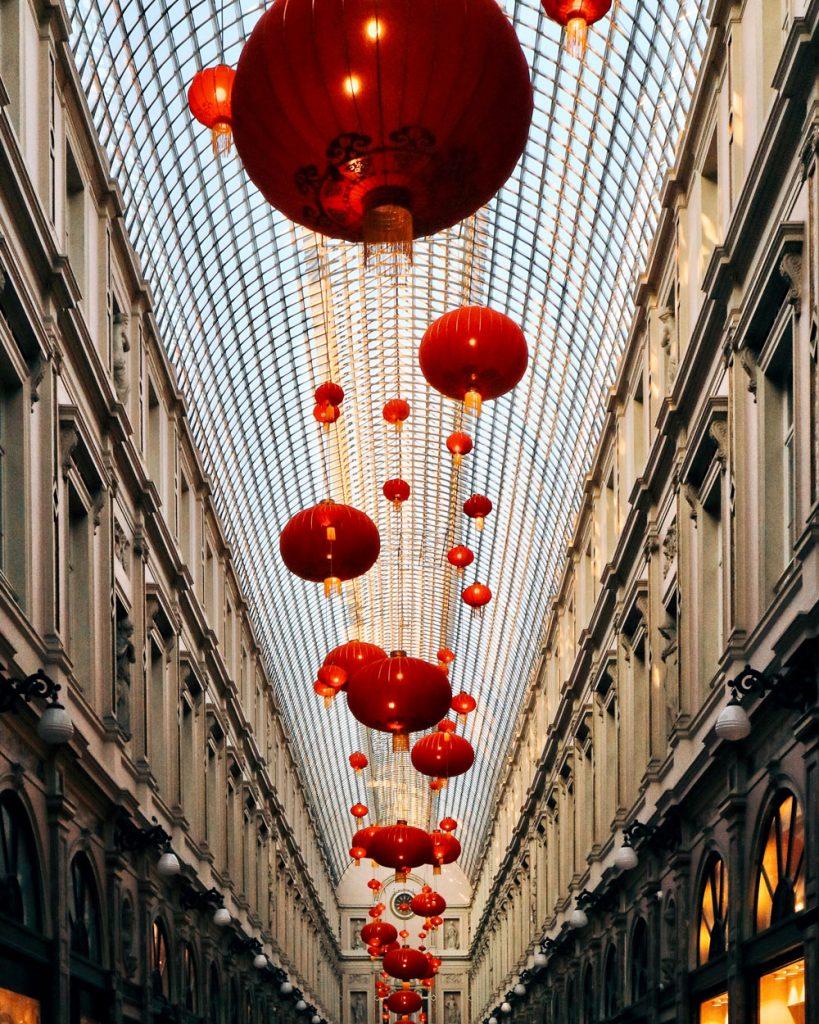 Galleria Reale Saint Hubert Bruxelles