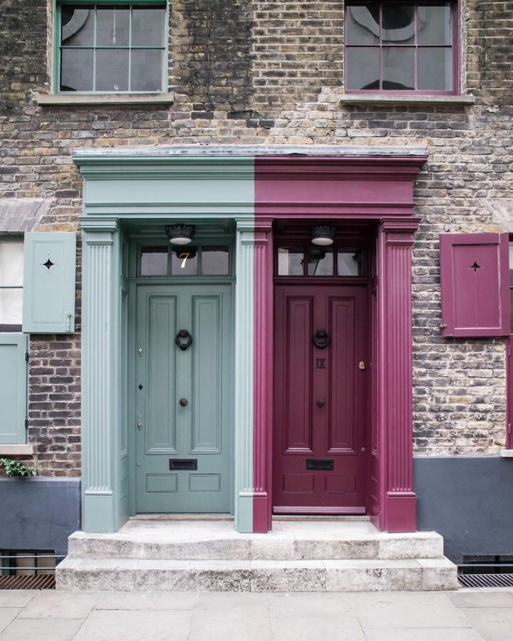 english-doors