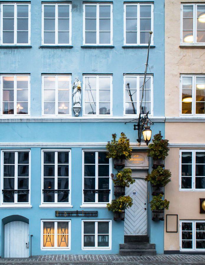 Nyhavn Copanaghen