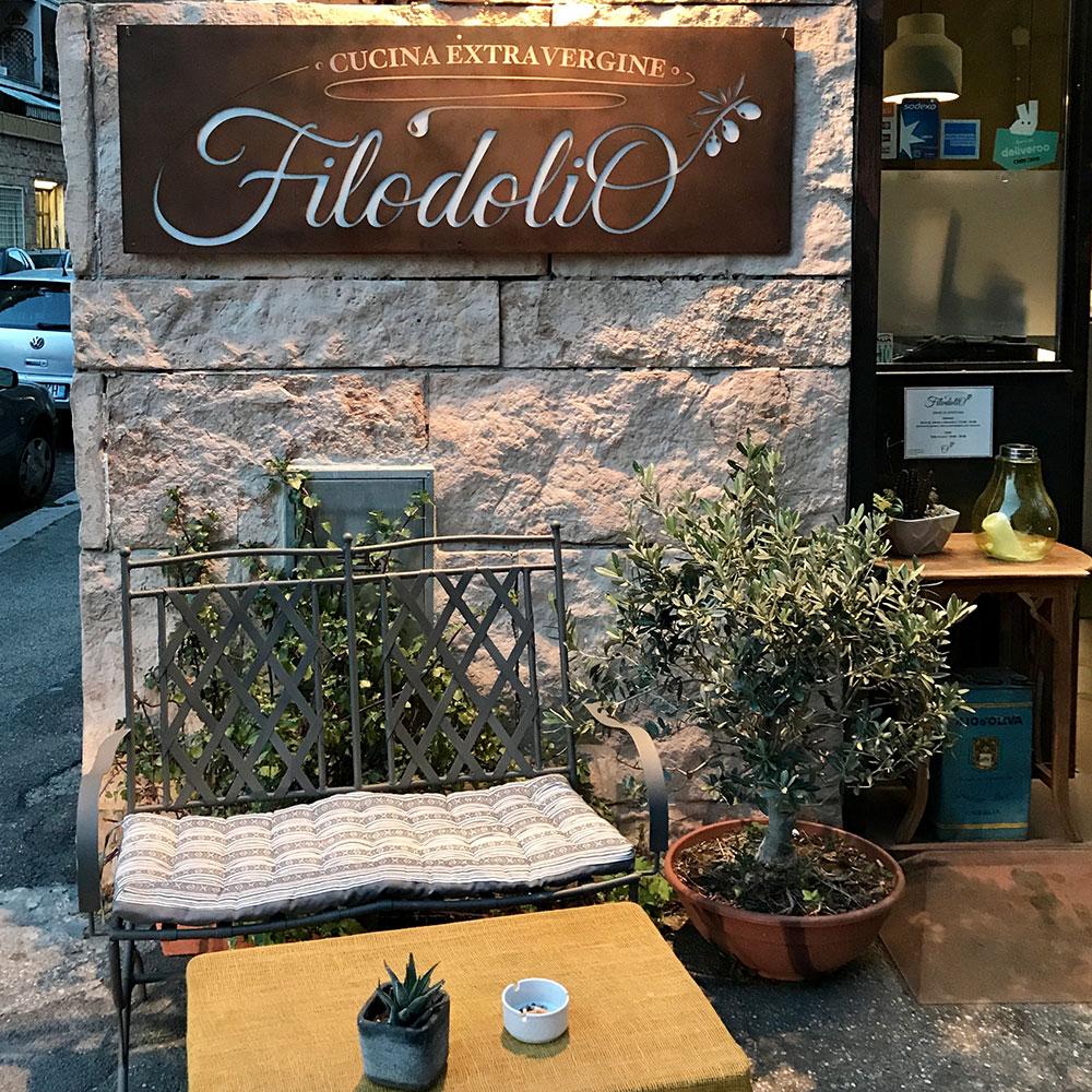 Filodolio ristorante roma