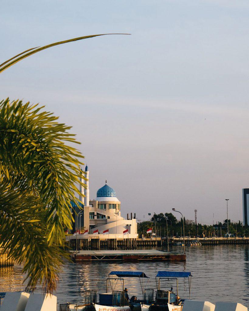 City of Makassar Indonesia