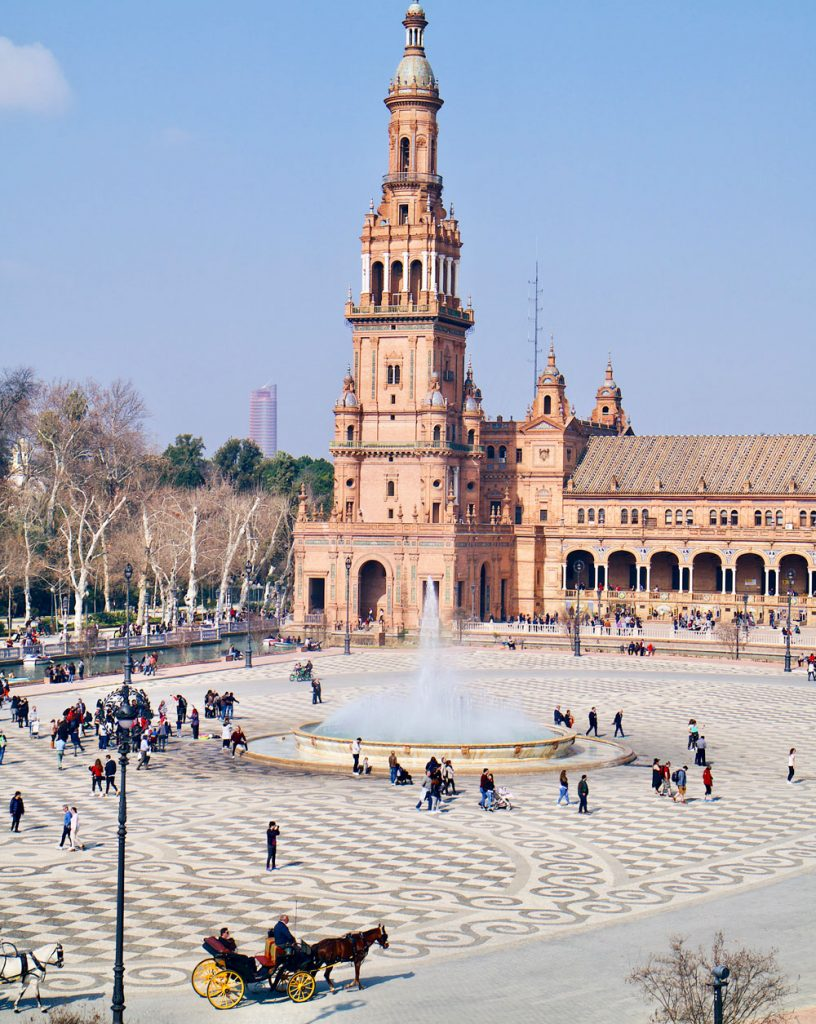 Plaza de Espana