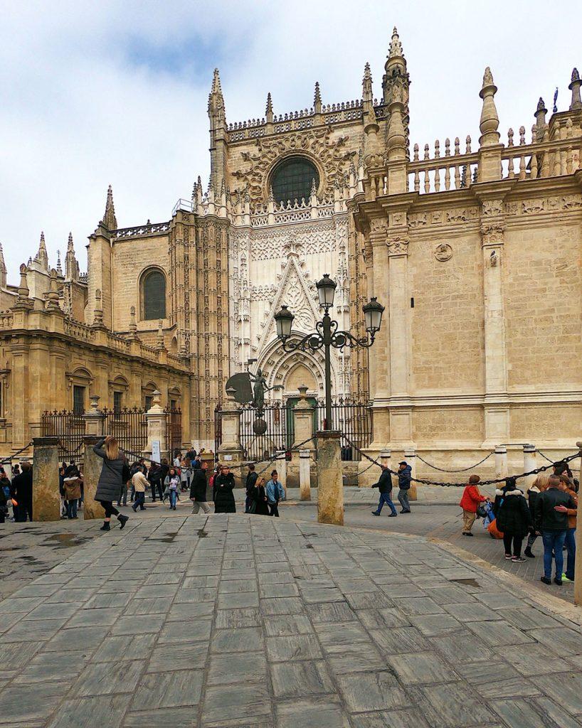 cattedrale di Siviglia