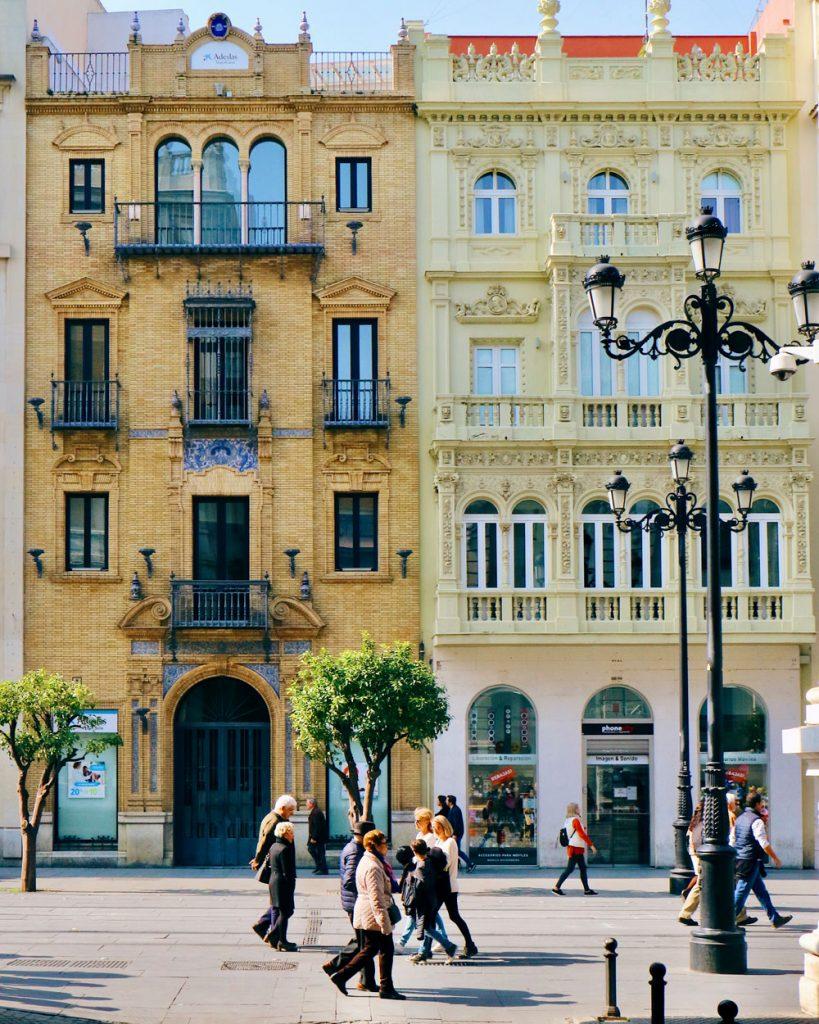 centro storico Siviglia