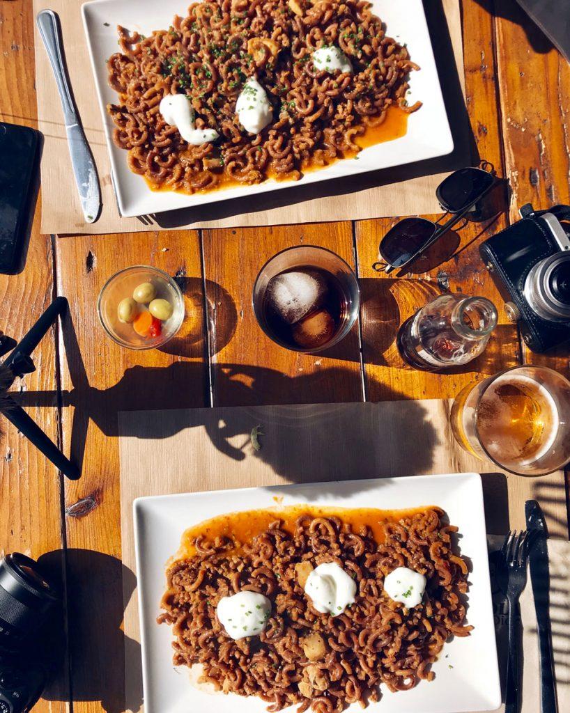 Chala Paella di pasta