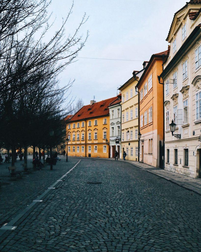 Mala Strana Praga