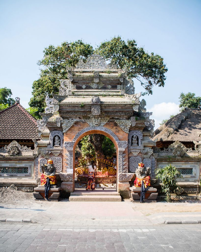 Bali templi Ubud