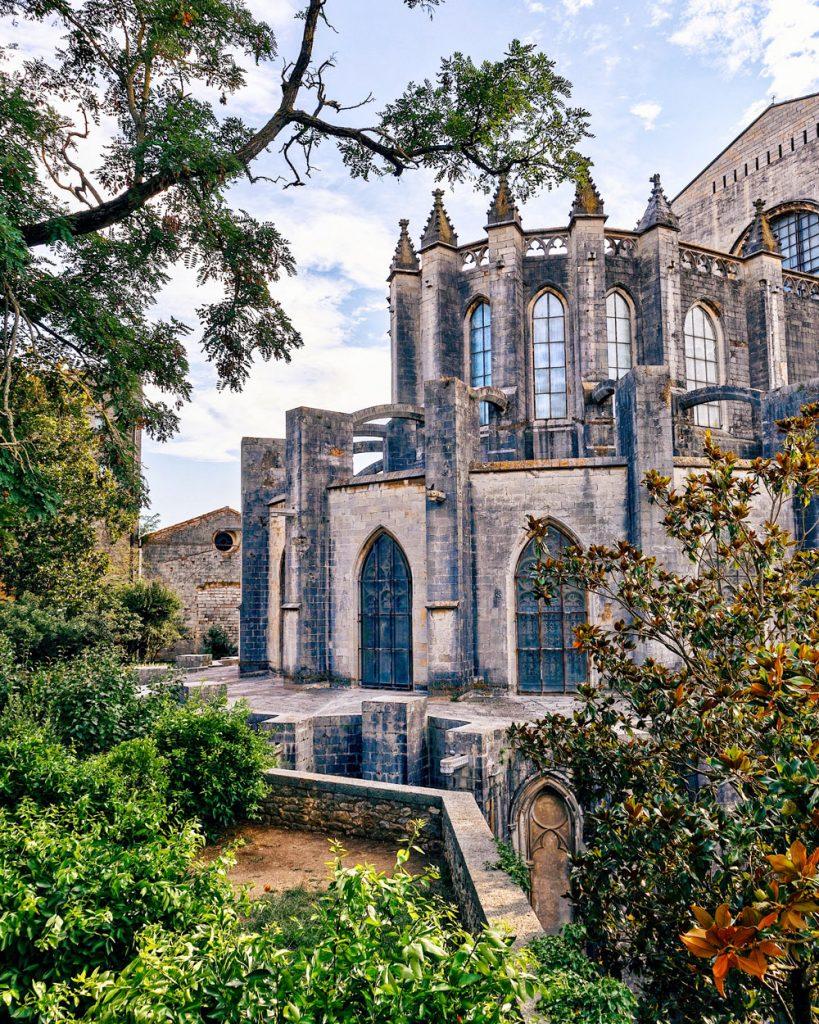 Dettaglio Cattedrale di Girona