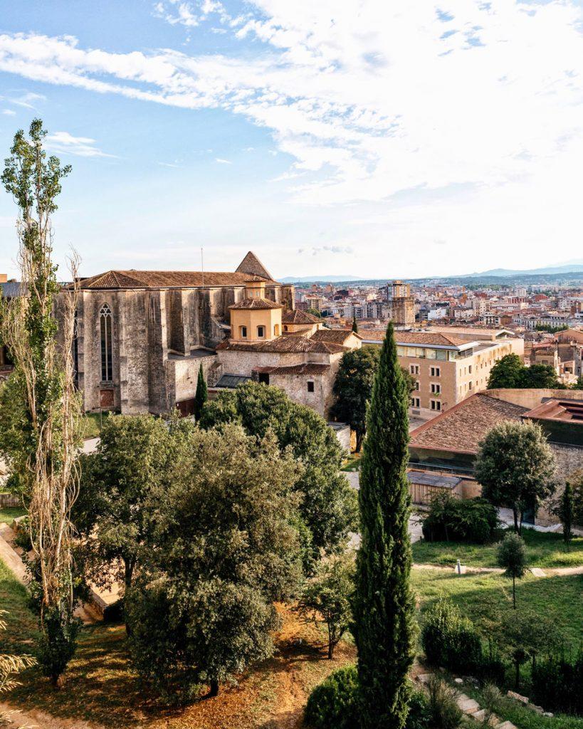 Panorama di Girona