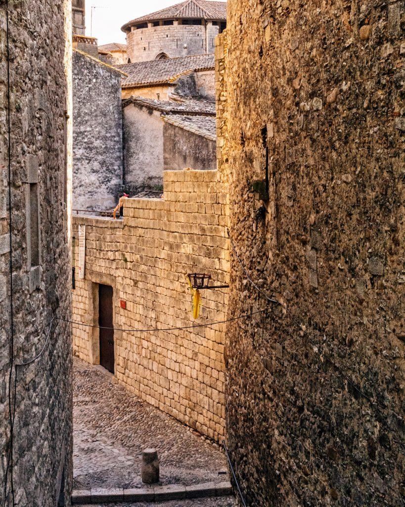 Scorcio a Girona
