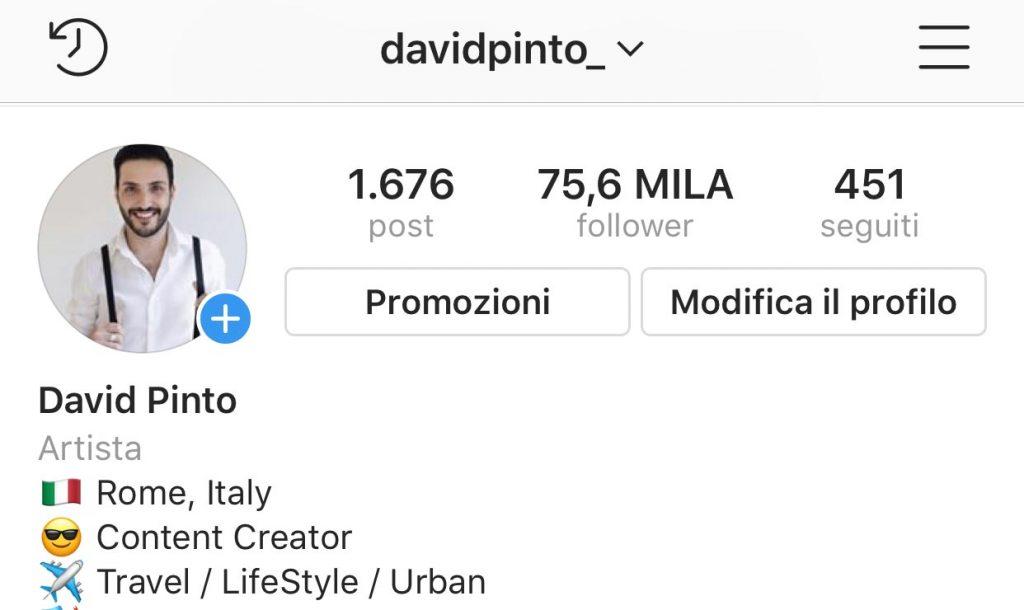 Instagram Stories carica video o foto dal rullino