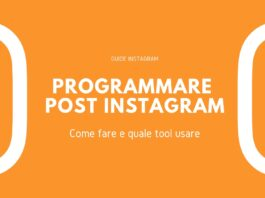 Programmare Post Instagram quali tool scegliere