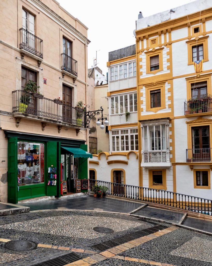 Tarragona in un giorno