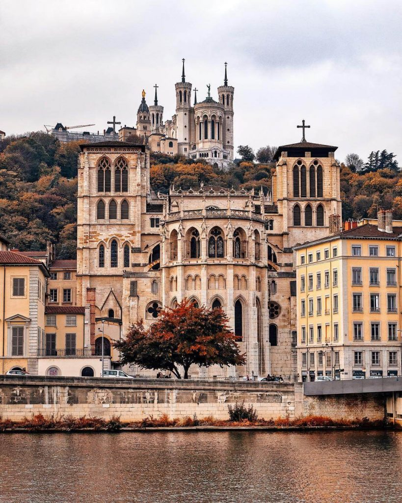 Cattedrale Saint George Lione