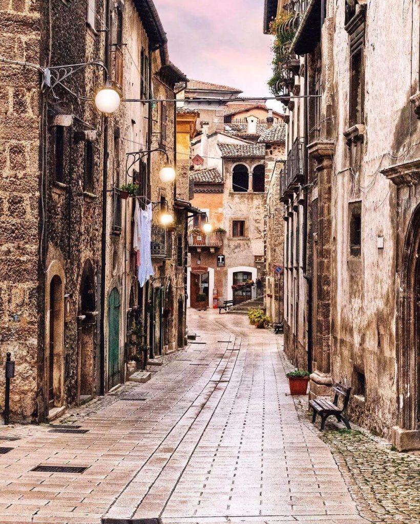 Borgo di Scanno Cosa Vedere in Abruzzo