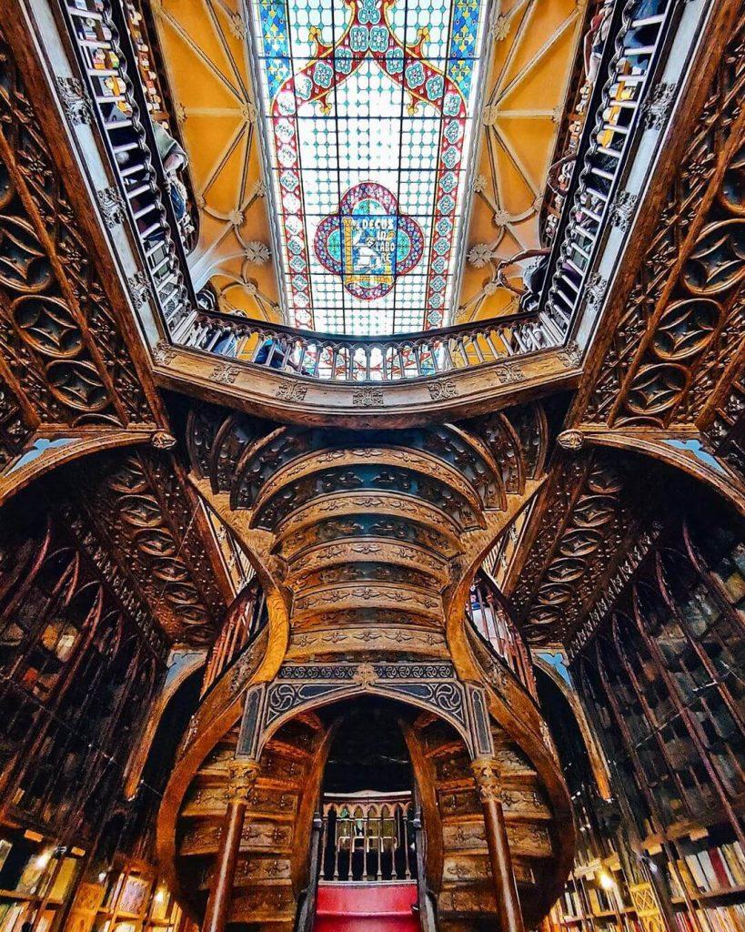 Livraria Lello una delle librerie più belle al mondo