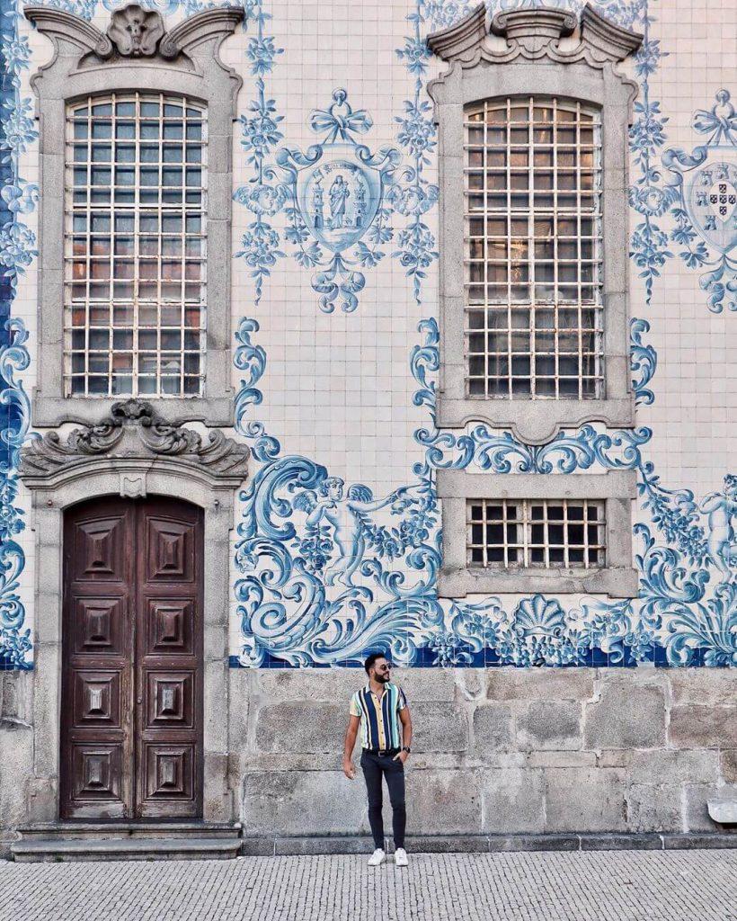 Igrea do Carmo cosa vedere a Porto