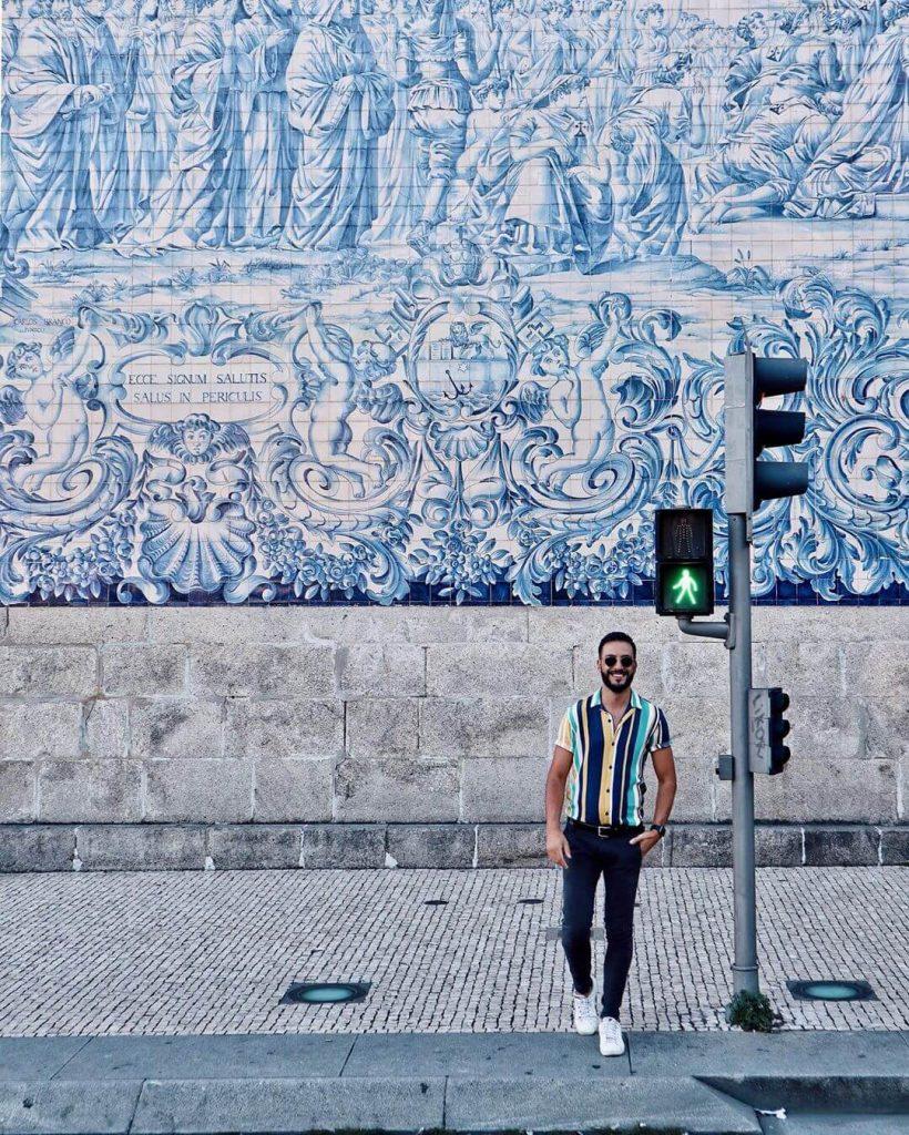 Azulejos a Porto David Pinto