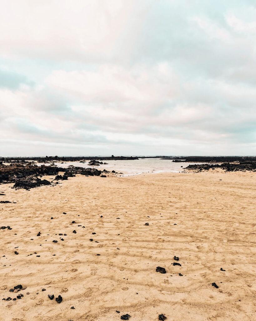 Playa de Caleton Blanco