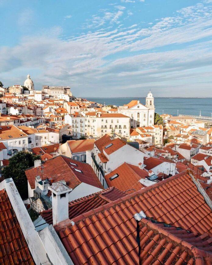 Migliori panorami più belli di Lisbona