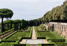 Castel Gandolfo Giardini Barberini